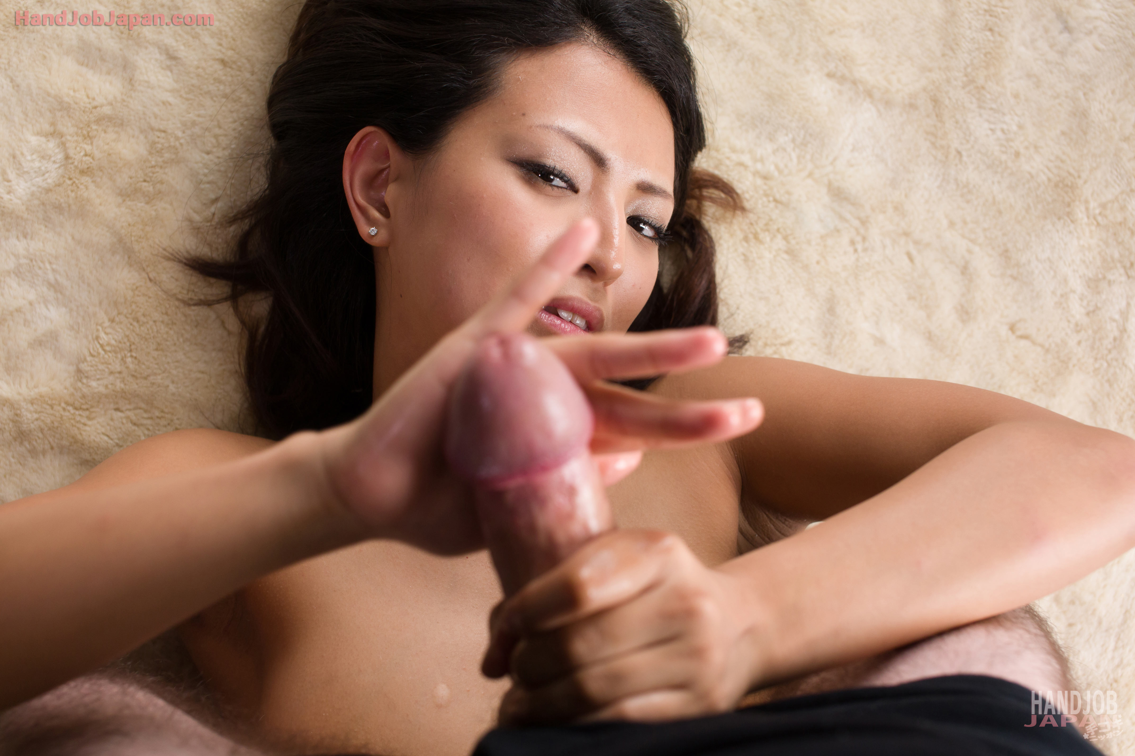 Japanese wife kaori kaori licks penis like a kitten 8